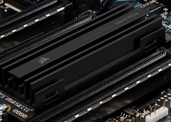Corsair MP600 SSD