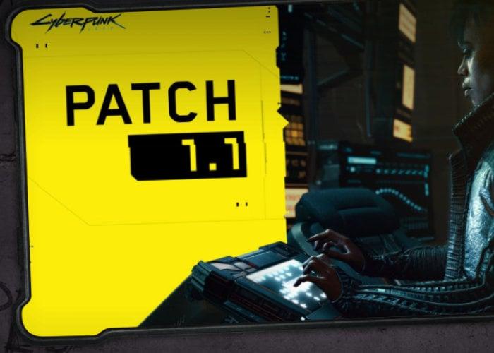 Cyberpunk 2077 Patch 1