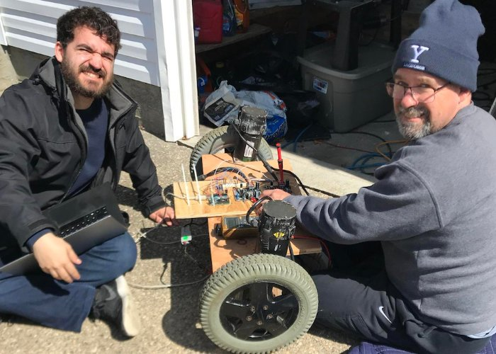 DIY Arduino Segway