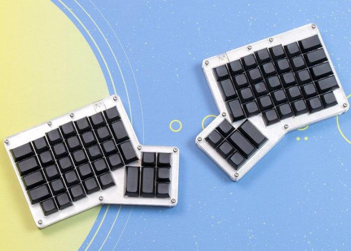 DIY mechanical keyboard