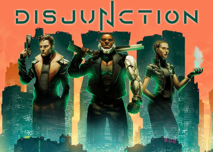 Disjunction stealth-action RPG