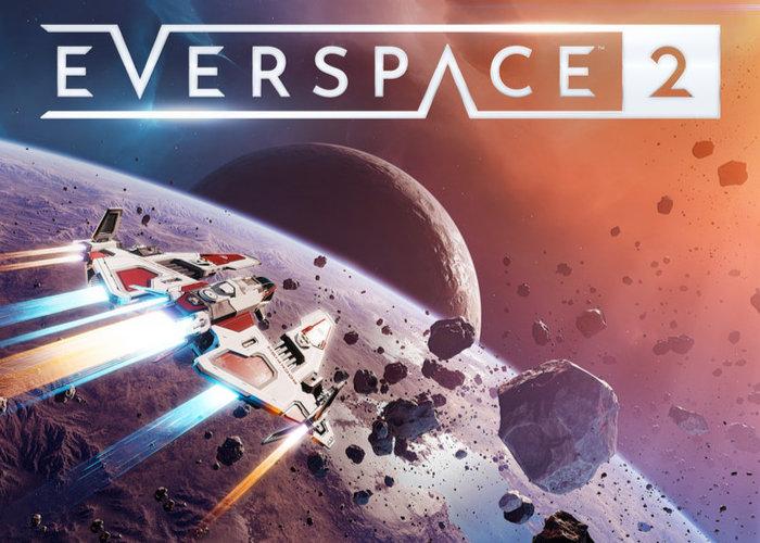 Eversapce 2 open world RPG space shooter