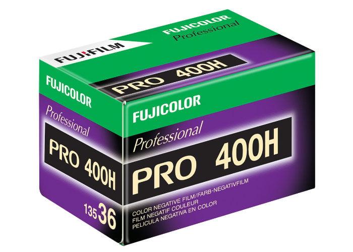 FUJIFILM PRO 400H camera film