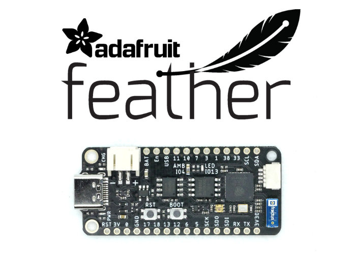 Feather development boards