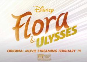 Flora And Ulysses film