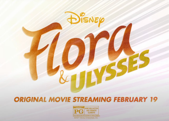 Flora And Ulysses film