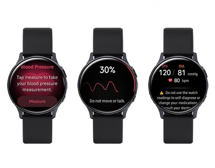 Samsung Galaxy Watch 3 ECG