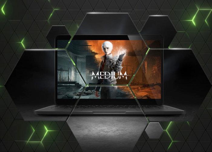 GeForce Now The Medium