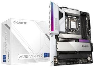 Gigabyte Z590 Vision motherboard
