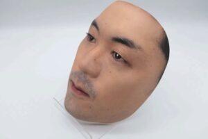 Hyperrealistic face masks