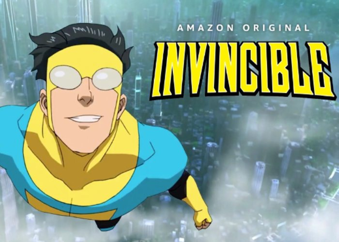 Invincible animated TV series
