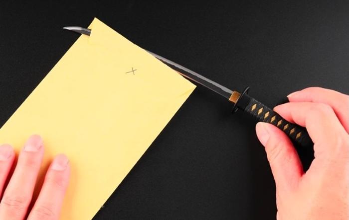 Samurai Letter Opener