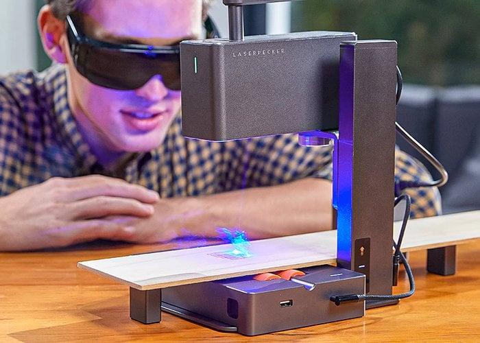LaserPeckerPro portable