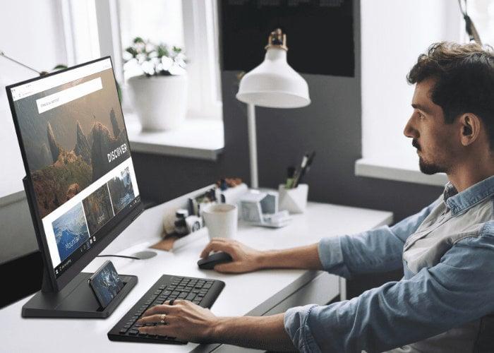 Lenovo Monitor 2021