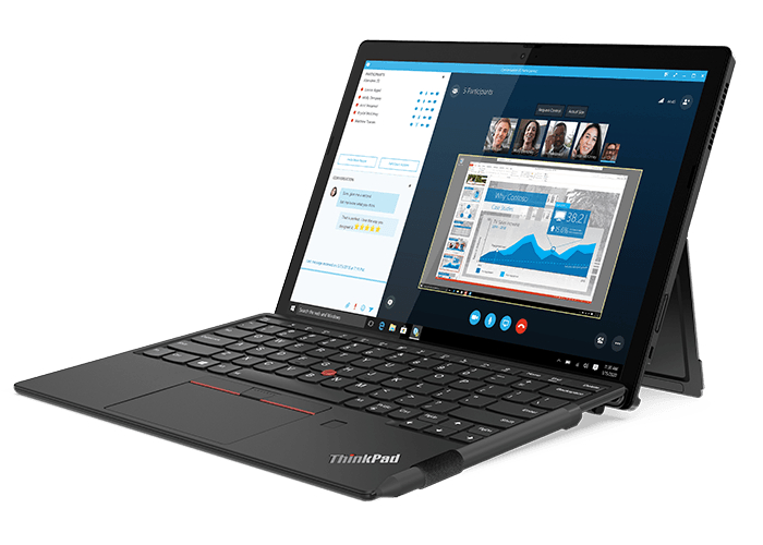 Lenovo ThinkPad X12 Detachable laptop