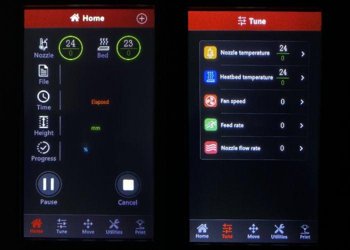 Longer Control Panel