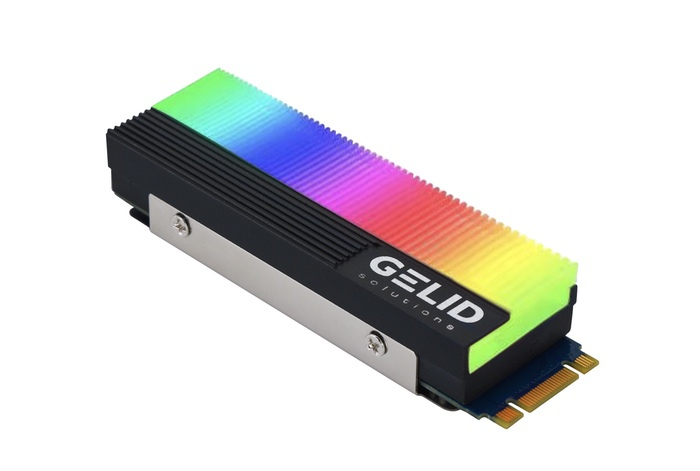 SSD cooler