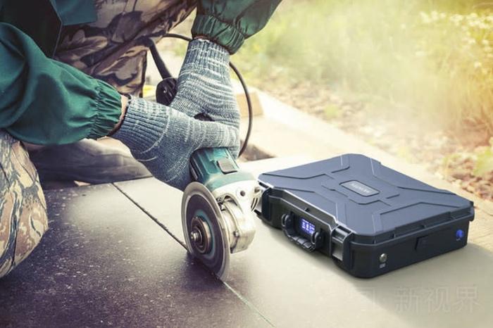 MONTEK X-1000 portable battery-1