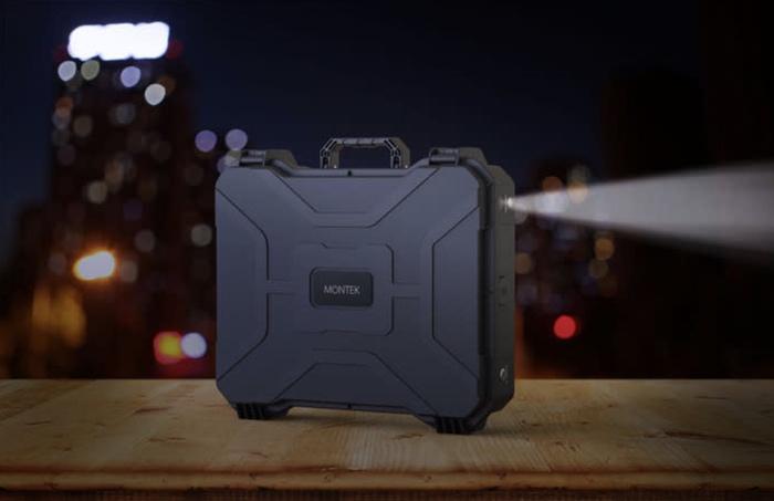 MONTEK X-1000 portable battery