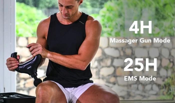 ems massager gun