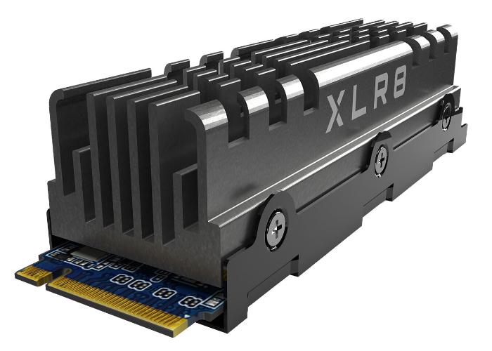 NVMe SSD storage