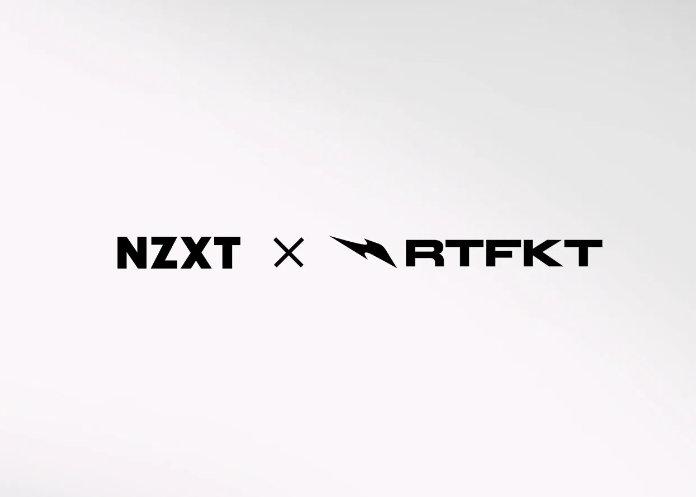 NZXT and RTFKT