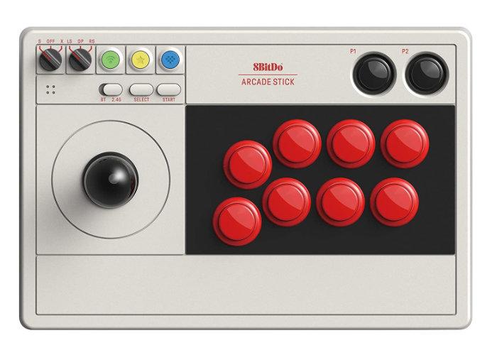 New 8BitDo arcade stick