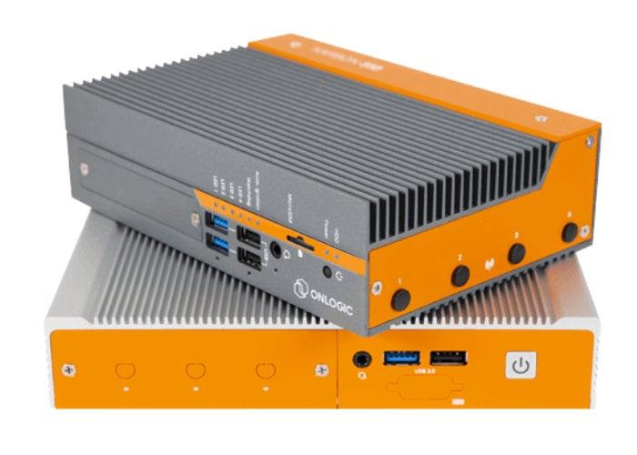 OnLogic Intel Elkhart Lake fanless mini PCs