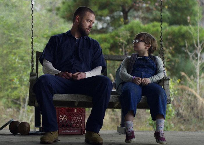 Palmer Apple TV film Justin Timberlake