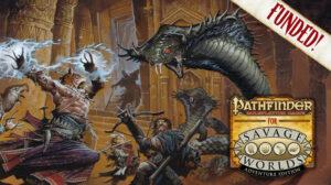 Pathfinder Savage Worlds