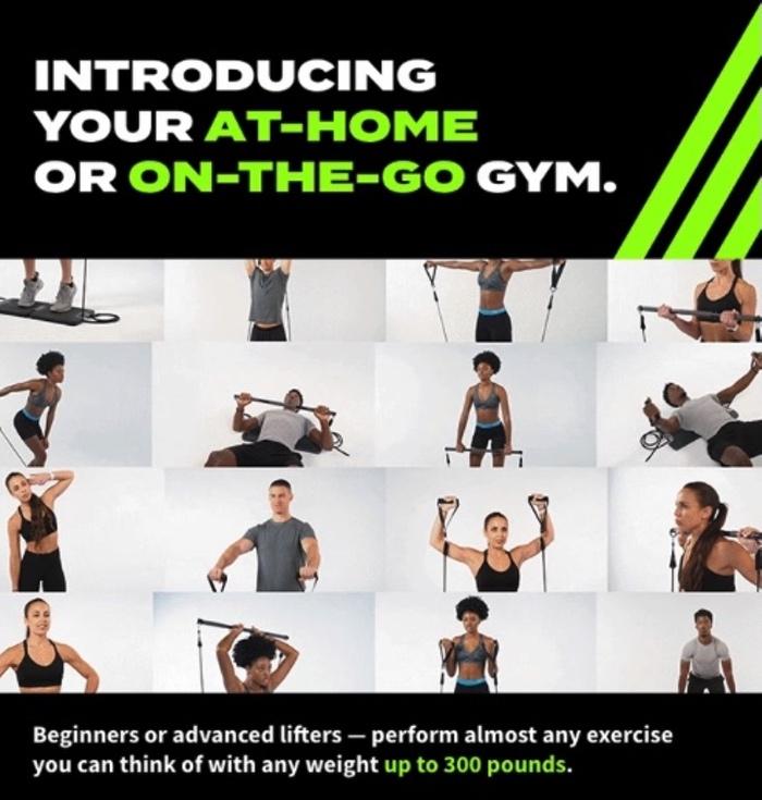 Portable gym