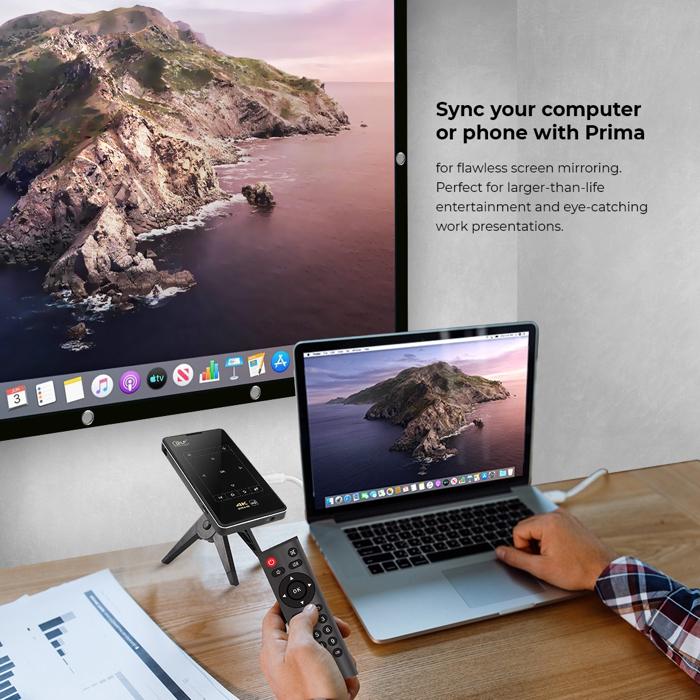 Prima Portable Projector