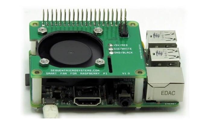 Raspberry Pi Fan
