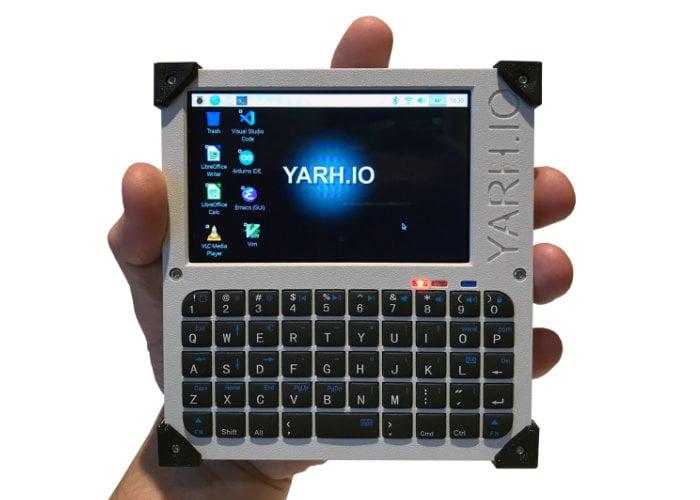 Raspberry Pi handheld