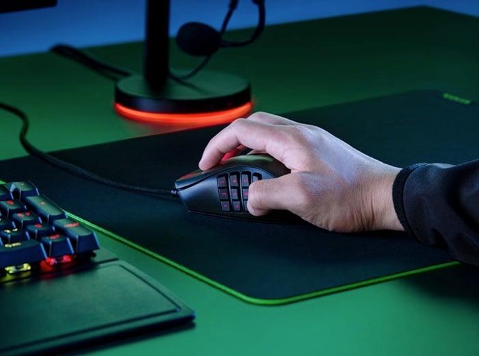 Razer Naga X MMO gaming mouse