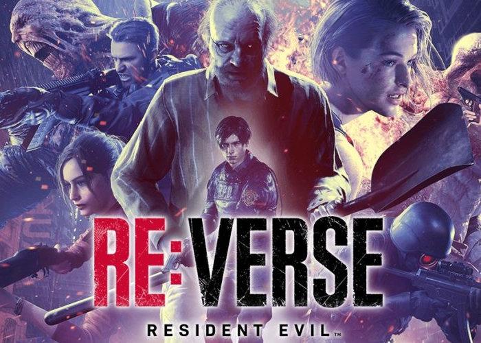 Resident Evil Re-Verse