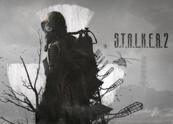 STALKER 2 gameplay