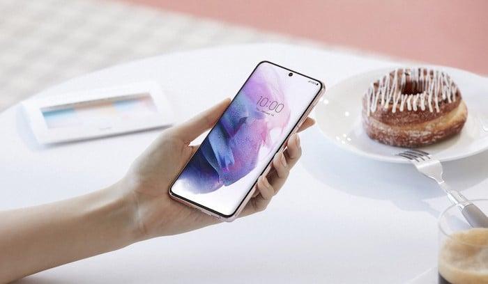 Samsung Galaxy S21 and Galaxy S21+
