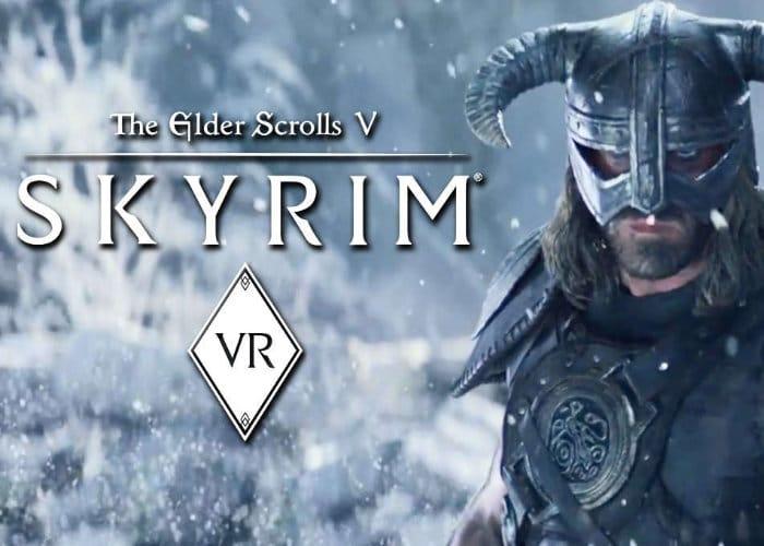 Skyrim VR Mod