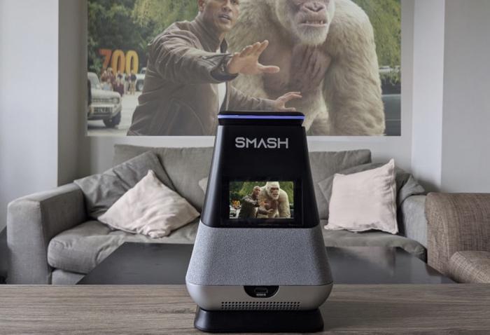 Smart Projector