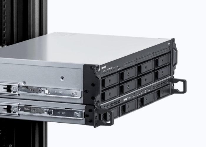 Synology Ultra-compact RackStation