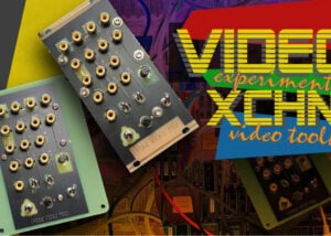 Xchng experimental video rig