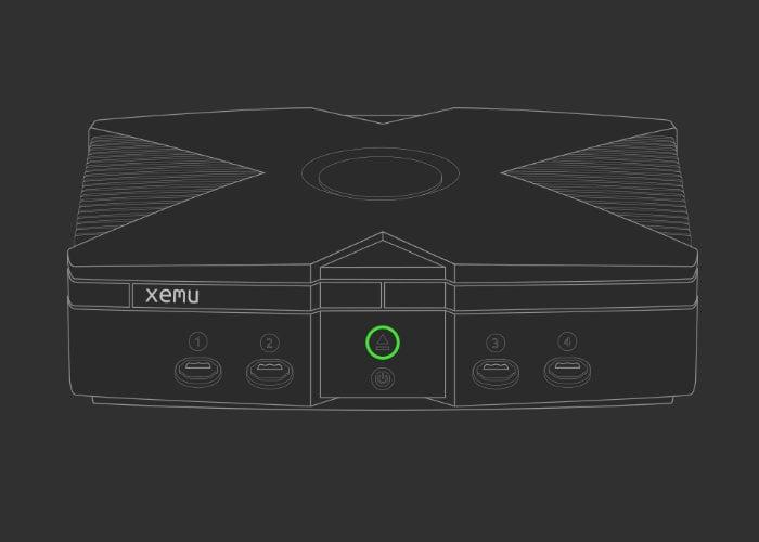 Xemu Xbox emulator