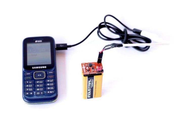 9v battery regulator