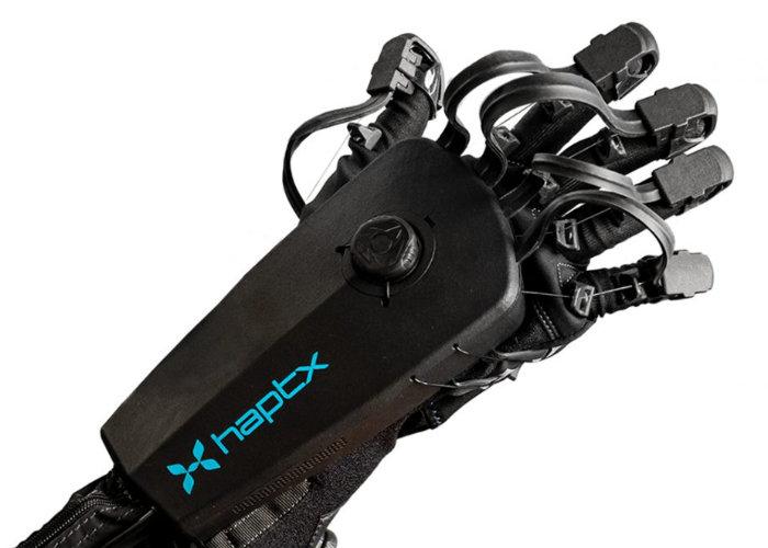haptic VR gloves