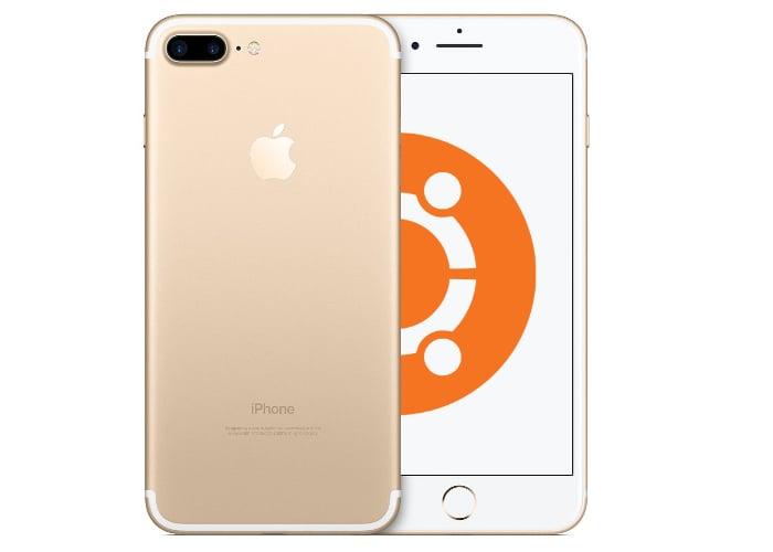 iPhone Ubuntu