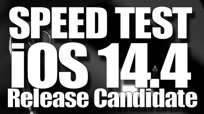 iOS 14.4 Release Candidate