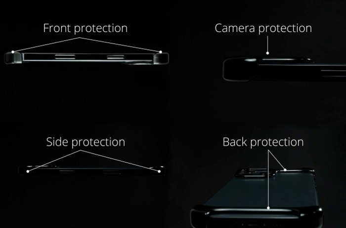 iphone 12 case features