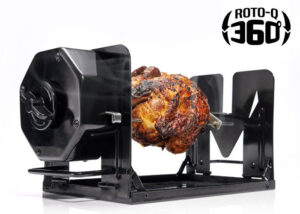 mechanical rotisserie