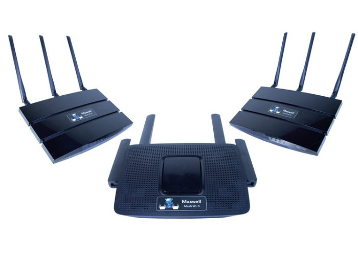 mesh wireless router